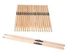 5A Drumsticks Drumstick Schlagzeug Stöcke Ahorn Drum Sticks Nylon Plastik Köpfe