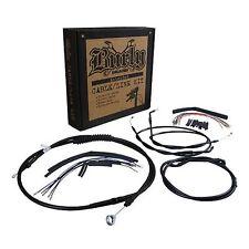 Kit Cavi e Tubazioni Freni Burly x Apehangers Harley Davidson Sportster XL 04-06