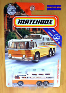 Matchbox 1955 GMC Scenic Cruiser [Bus/Coach] 2018 - New/Sealed/VHTF [E-808]