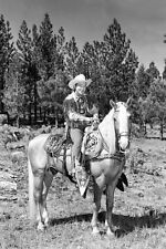 Roy Rogers 11x17 Mini Poster on Trigger