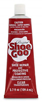 Shoe Goo Repair Adhesive for Fixing Worn Shoes or Boots Clear 3.7-Ounce Tube