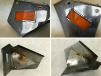 83-87 Honda Shadow VT 750 C 700 Front Brake Caliper Cover Cover Left & Right
