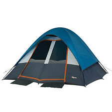 Mountain Trails Salmon River Family Camping Dome 6 Person Tent 11x11 Feet| 36445
