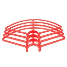 Quick Release Propeller / Prop Guard Pack (4) YUNEEC Q500 Red