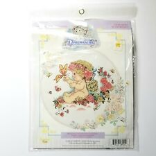Dreamsicles Counted Cross Stitch Kit #48004 Butterflies Baby Butterfly Flowers