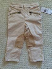 NWT Ralph Lauren Girls Riding Pants Size 24 Months MSRP $39.50