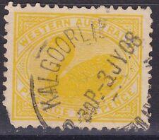 Australien Staaten: Westaustralien Western Australia Nr. 63A,1905 o Kalgoorlie