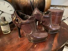 Gucci Ankle Booties/Boots 35