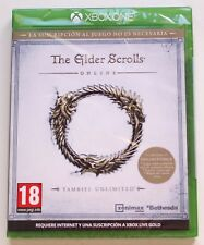 THE ELDER SCROLLS ONLINE TAMRIEL UNLIMITED - XBOX ONE XBOXONE - PAL ESPAÑA NUEVO