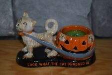Yankee Candle Boney Bunch Look What the Cat Dragged In!  1 tealight included!
