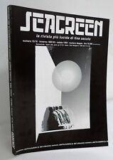 Rivista SEAGREEN 15/16 1993[Pasolin,Blade Runner,esoterismo,invisibile,MAGNUS