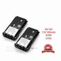 KAB-15 6 AA Battery Case for KENWOOD TK-260G TK-360G TK-270G//370G TK-272G//372G