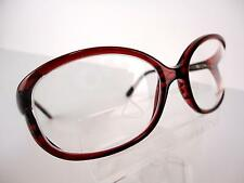 Tom Ford TF 5082 Red Translucent (130) 54 x 17 130 mm Eyeglass Frames