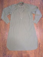 Men's Olive Green Traditional African Style Shirt By Vega - Size 42