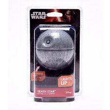Star Wars Mini Death Star Morte Nera 3D FX Deco Lampada Parete Night Light LED