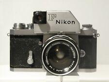 nikon f photomic camera nikkor 35mm f2,8 nippo