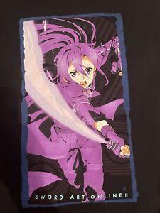 sword art online t shirt xl