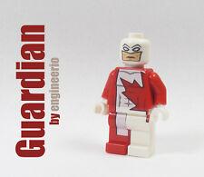 LEGO Custom Guardian Alpha Flight Super heroes mini figure marvel Vindicator