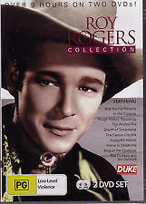 ROY ROGERS MOVIE COLLECTION - BRAND NEW/ SEALED 2-DISC DVD (10 CLASSIC WESTERNS)