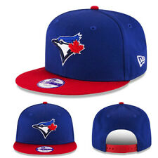 New Era MLB Toronto Bluejays Kids Snapback Hat Youth 2Tone Color Game Cap
