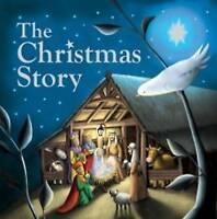 Hardback Story Book - The Christmas Story (Gift Book), Igloo Books Ltd, Very Goo