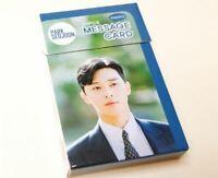 Park Seo Jun Photo Message Card 30 Pcs Memo Note Bookmark Actor SeoJun Goods