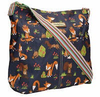 New Cute Fox Womens School Satchel Bag Messenger Ladies Shoulder Bag Crossbody