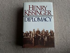 'Diplomacy,' by Henry Kissinger. Published by Simon & Schuster, 1994. Hardback.