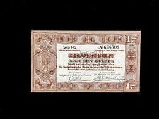 Niederlande (P061) 1 Gulden 1938 UNC