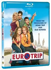 Blu Ray EURO TRIP. Jacob Pitts comedy. Region free. New sealed.