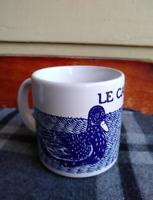 Vintage 1993 Le Canard Taylor & Ng Duck Coffee Mug Cup - Great Vintage Condition
