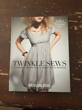 2009 Twinkle Sews 25 Handmade Fashions From Runway to Wardrobe by Wenlan Chia