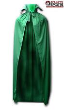 Luchadora Mexican Lucha libre adult wrestling green cape cloak fancy dress 6 ft