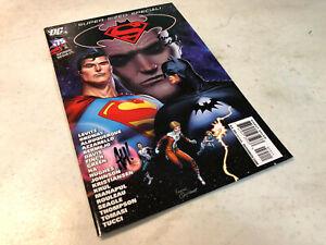 SIGNED DAVID FINCH ADAM HUGHES SUPERMAN/BATMAN #75 W/COA 200% SIG GUARANTEE