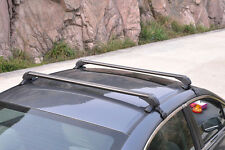 1 Set  For Chevrolet Cruze 2008-2014 Black Aluminum alloy Roof Rack Cross Bar
