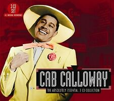 Absolutely Essential - 3 DISC SET - Cab Calloway (2017, CD NEUF)
