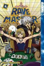Rave Master, Vol. 4 by Hiro Mashima