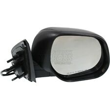 10-13 Mitsubishi Outlander Passenger Side Mirror Replacement - Heated