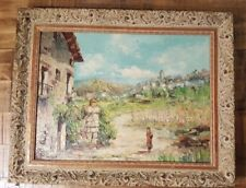 "VERY NICE - Lawacki / Signed Painting - Framed (19"" x 15 1/2"")"