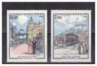 MONACO . N° 1543 / 1544 . 2 VALEURS       NEUVES     **. SUPERBE