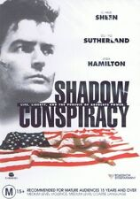 Shadow Conspiracy (DVD, Region 4) Charlie Sheen - Brand New, Sealed
