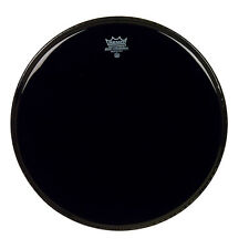 "Remo 12"" Ebony Emperor Drum Head BE-0012-ES"