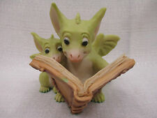 Whimsical World Of Pocket Dragons Reading The Good Parts Real Musgrave Nib
