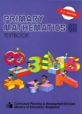 Singapore Math Primary Math Textbook 6B US Ed-FREE Expedited Upgrade with $45