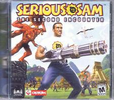 Serious Sam: The Second Encounter (PC, 2002, Croteam)
