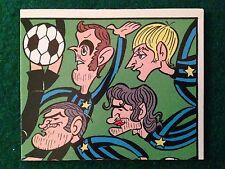 CALCIATORI 1972-73 1973 n 125 INTER PROSDOCIMI , Figurina Sticker Panini NEW