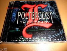 POLTERGEIST the LEGACY tv series CD soundtrack Jon Van Tongeren Gregson Williams