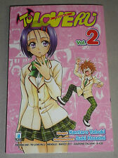 To Love Ru n. 2 - Hasemi Saki, Kentaro Yabuki - Edizioni Star Comics