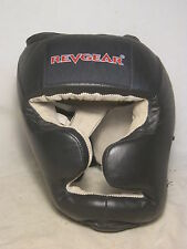 pre-owned REVGEAR Large L head cheek protection MMA boxing martial arts karate