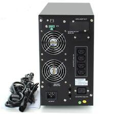 Gtec ZP120N-2K Gruppo di Continuità UPS On Line 2000VA/1600W doppia conversione